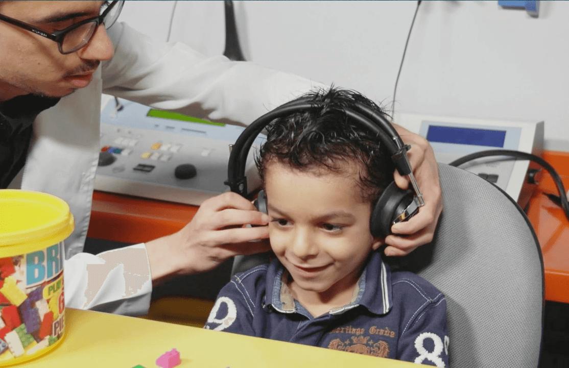 hearing problem- اضطرابات السمع- اذن البحرين